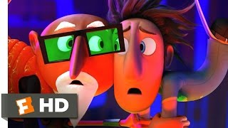 Cloudy with a Chance of Meatballs 2 - Wedgie-Proof Underwear Scene (5/10) | Movieclips thumbnail