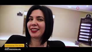 Esmirada's Experience at Creative Bites