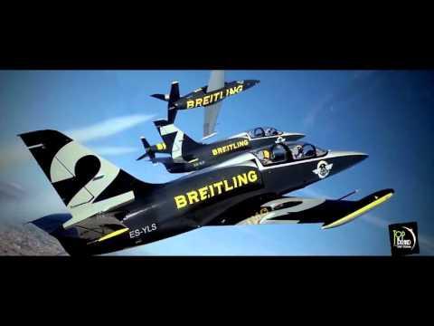 Breitling Celebra 10 Años en Colombia - Top Brand Agencia Oficial