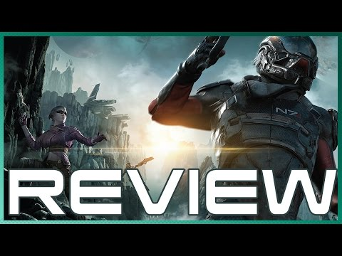 Thumbnail: Mass Effect: Andromeda Review - An Existential Disappointment
