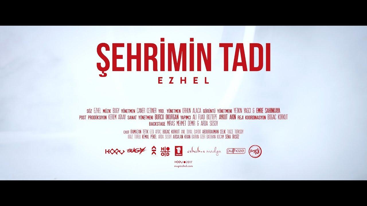 Ezhel - Şehrimin Tadı(Lyrics)