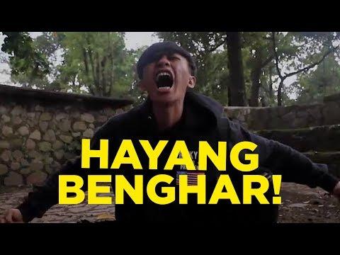 VIDEO LUCU SUNDA: Kasurupan Goblog!