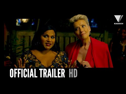 LATE NIGHT | Official Trailer 1 | 2019 [HD]
