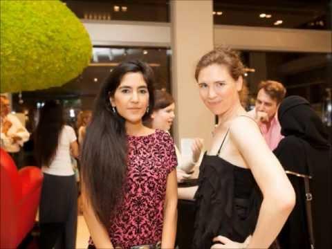 PF Emirates Dubai Exhibition Featuring Genoveva (June, 2013)