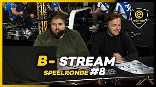 B-STREAM I SPEELRONDE 8 I eDivisie 2019-2020 FIFA20