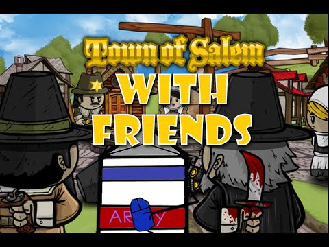 Town of Salem W/Magna & Tormental: My Best Jest Ever