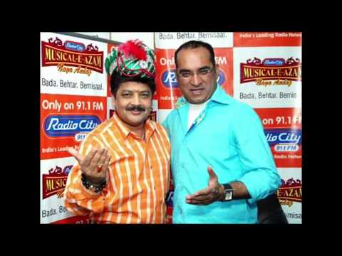 Abhijeet Vs. Udit Narayan (Same Song Edition!) ~HQ