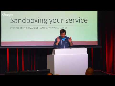 Image from Alvaro Leiva - Better Security with Python and Systemd - Pyninsula #10