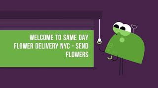 Same Day Flower Delivery In New York NY | (646) 762-1221