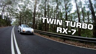 Twin Turbo Rx-7 Review | Chris H Rx-7