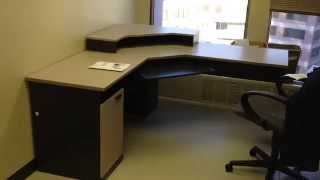 Bestar Hampton Corner Workstation Assembly Service In Dc Md Va By Furniture Assembly Expets Llc