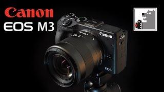 Canon EOS M3 | новая беззеркалка от CANON(, 2016-06-24T22:20:52.000Z)