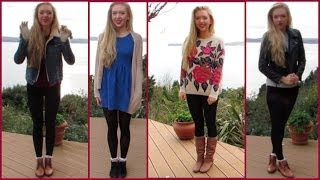 Autumn/Fall Lookbook! ♡ Thumbnail