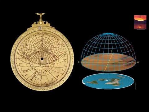 Astrolabe proves Flat Earth