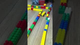Детская железная дорога: строительство