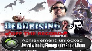 Dead Rising 2 Off The Record Award Winning Photography Photo Album Achievement/Trophy