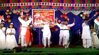 bharatha desama yesuke chreography