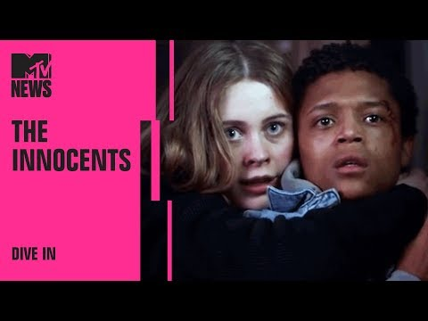 'The Innocents' Cast Percelle Ascott & Sorcha Groundsell Play 'Dive In' | MTV News