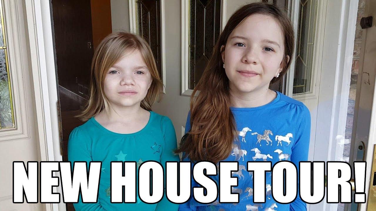 New House Tour With Jillian & Addie Of Babyteeth4 - YouTube