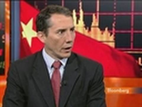Fairgrieve Says China Mid-Cap Stock Valuations `Pricey'