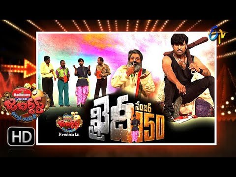 Jabardasth   18th October 2018   Full Episode   ETV Telugu