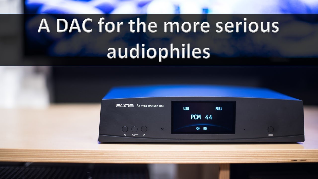 Can this Flagship AUNE S8 DAC beat my expensive DAC? Discussion / DAC review