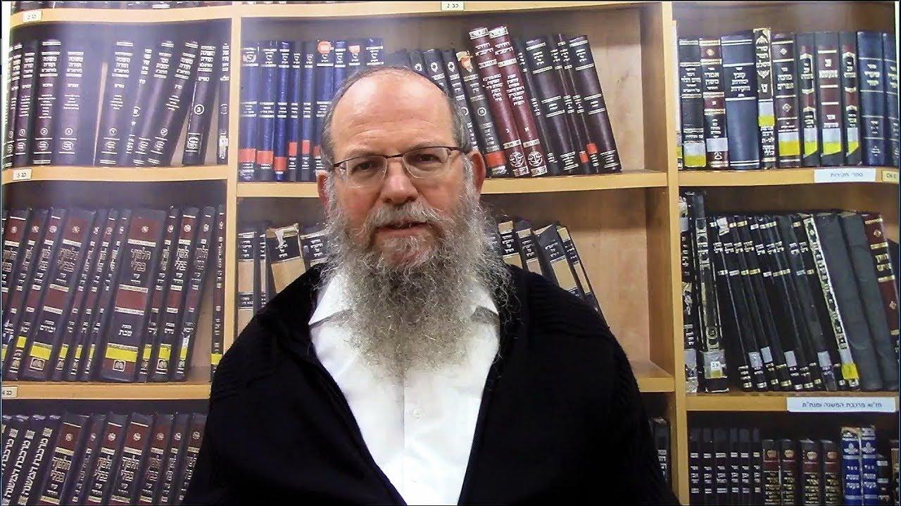 תורת האמצע - דבר תורה לפרשת יתרו - הרב אברהם וסרמן