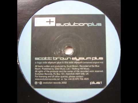 Scott Brown - Elysium (Original Mix)