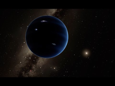 The Search For The Ninth Planet
