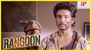 Rangoon Tamil Movie Scenes | Title Credits | Gautham Karthik recollects his past | Sripriya
