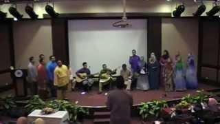 Koir Lembaga Getah Malaysia (Live Akustik) Tanya Sama Hud Hud PKP BGA 2014