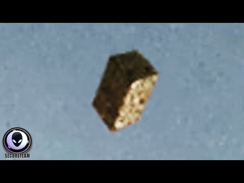 Witness Of Major Texas UFO Cube & Portal Sighting Breaks Silence 7/1/2015
