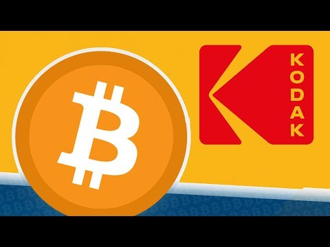 Today in Bitcoin (2018-01-010) - Kodak ICO - Coinbase Petition 7,000 - Theory of the Leisure Class