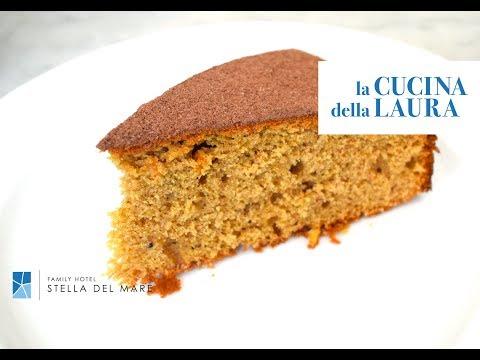 TORTA BANANA E CACAO - La Cucina della Laura thumbnail