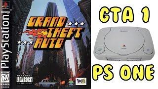 Прохождение - Обзор игры Grand Theft Auto [GTA 1] Collectors Edition на Playstation 1 (PS One) 1997