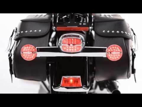 Harley Davidson Led Turn Signal Conversion Youtube