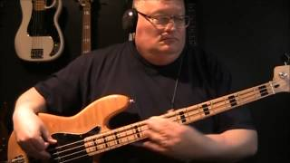 Bryan Adams Run To You Bass Cover with Notes & Tablature