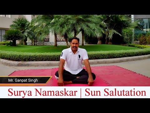 surya namaskar  sun salutation  stepstep guide  youtube