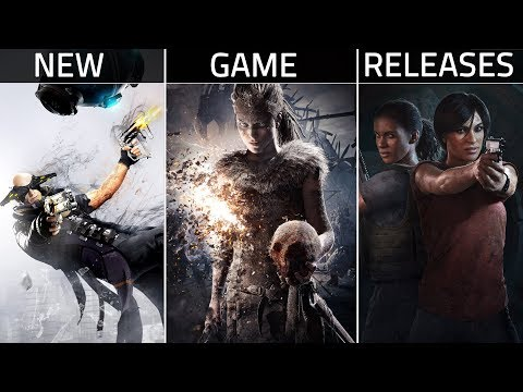 August - New Game Releases!