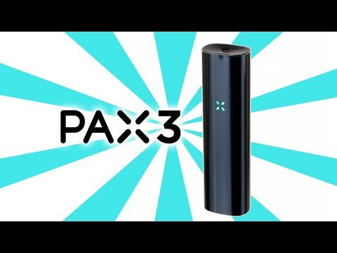 """""""PAX 3"""" – (Product Review) + GIVEAWAY!!!"""