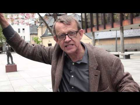 Studentreportasje: Interview with Dr. Hans Rosling, Myths on Vaccination NMD 2014