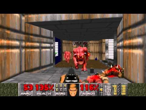 Doom the Way id Did - E1M5: Engineering Bay