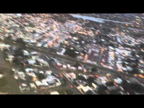 Landing @ Tampico / Aterrizando @ Tampico