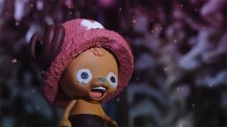 ONE PIECE屈指の名シーン「ヒルルクの桜」を再現 ストップモーションアニメ「ワンピース Cry heart~」 thumbnail