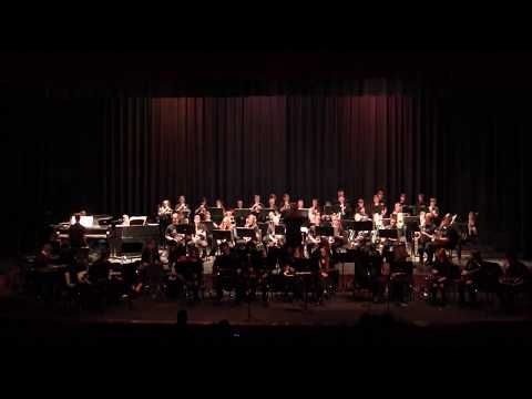 2018 Jazz Concert for WSMA, Les Paul Middle School