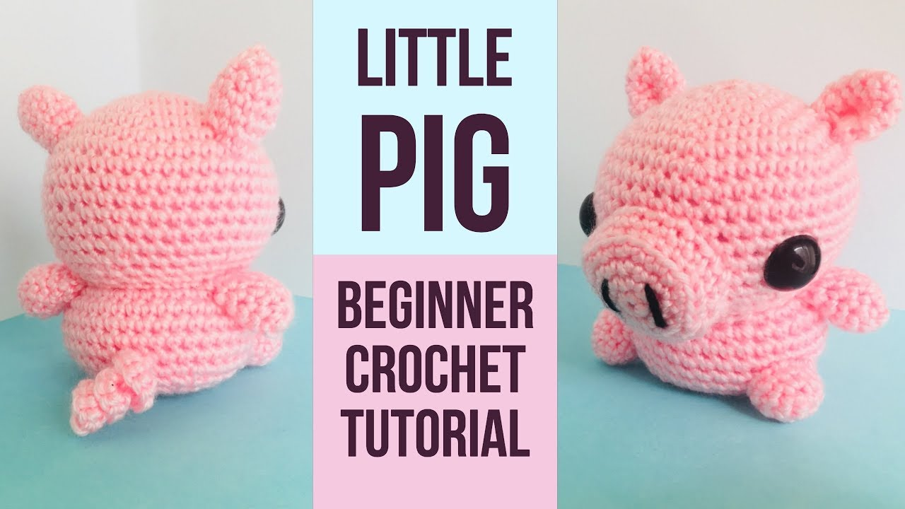 Crochet Gray Pig Keychain Crochet Amigurumi Handmade Gift | Etsy | 720x1280
