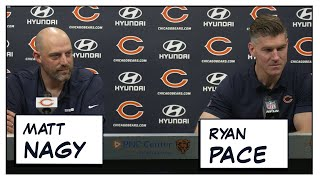 Chicago bears draft expectations - bear trap episode 219