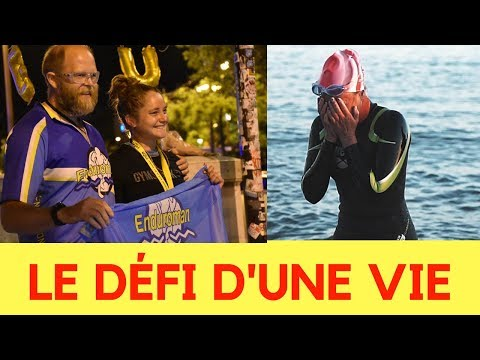 ENDUROMAN - MARINE LELEU - LE DÉFI D'UNE VIE