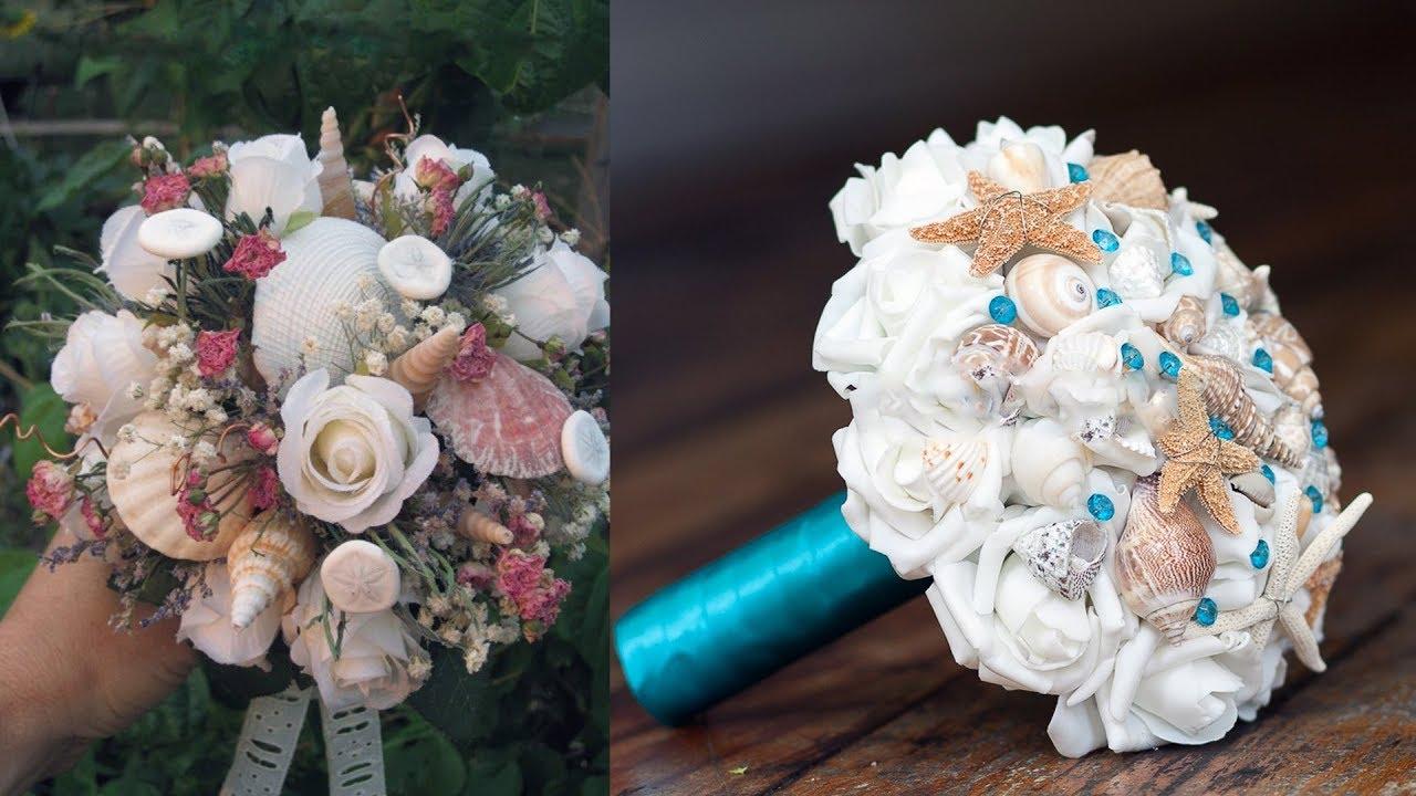 Seashell Wedding Decorations Youtube