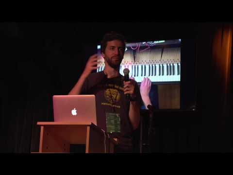 Intermitten 2016 - Piano Hacking: Building a Learning Environment for Creative Composition